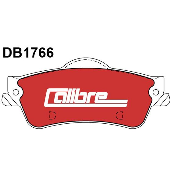 Calibre Disc Brake Pads - DB1766CAL, , scanz_hi-res