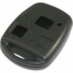 MAP Key Remote Button replacement - Suits Various Toyota, KF325, , scanz_hi-res
