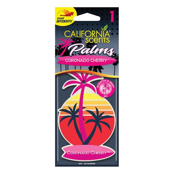 California Scents Palms Air Freshener Coronado Cherry, , scanz_hi-res