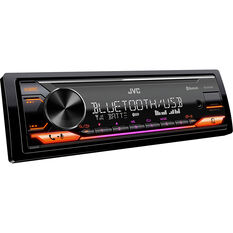 JVC KD-X472BT Single DIN Head Unit, , scanz_hi-res
