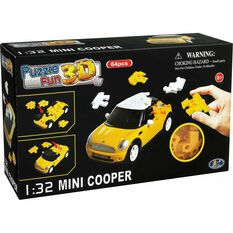 3D Audi R8 Car Puzzle - 1:32 Scale, , scanz_hi-res