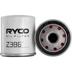 Ryco Oil Filter - Z386, , scanz_hi-res