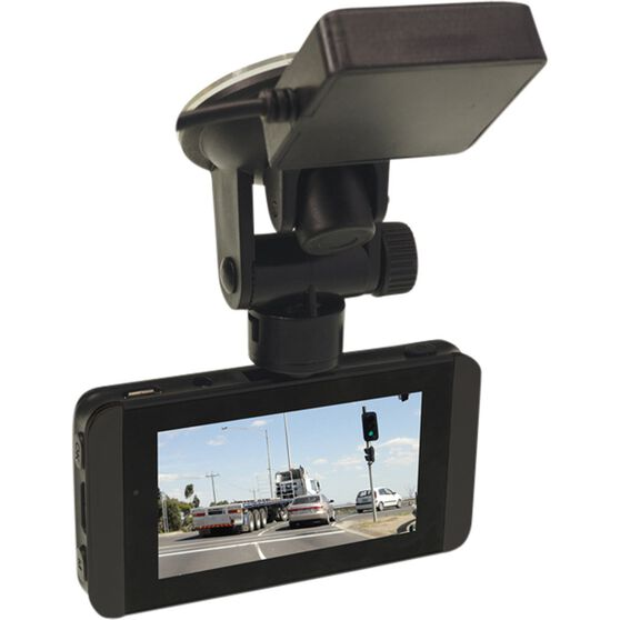 NanoCam Plus 1080p HD Dash Cam With GPS Logger - NCP-DVRGPS, , scanz_hi-res