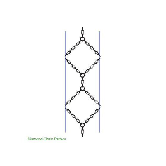 Polar Diamond 4x4 Green/Yellow/Green - PSCD4X4GYG, , scanz_hi-res