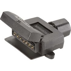 Narva Trailer Socket - 7 Pin, Flat, , scanz_hi-res