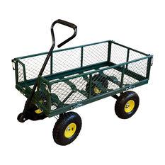 Steel Mesh Garden Cart, , scanz_hi-res
