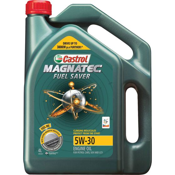 Castrol Magnatec Fuel Saver Engine Oil- 5W-30 4 Litre, , scanz_hi-res
