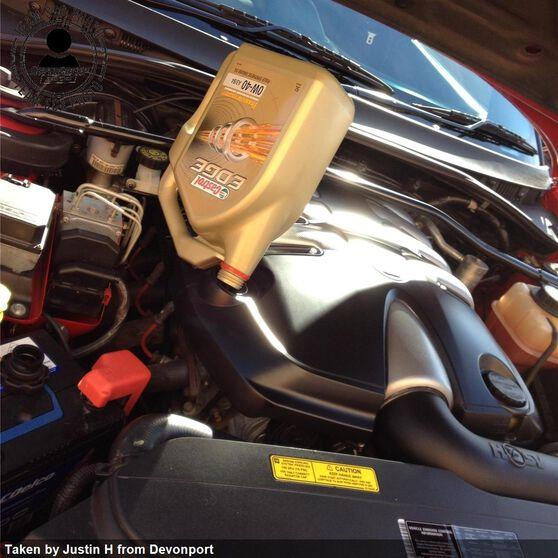 Castrol EDGE Engine Oil - 0W-40, A3/B4, 5 Litre, , scanz_hi-res