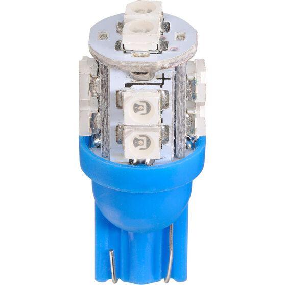 SCA Interior Globe 10 SMD LED - Blue, T10, , scanz_hi-res