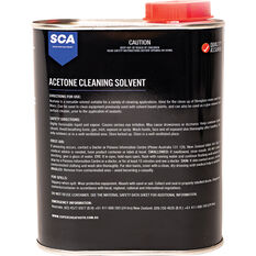 SCA Acetone - 1 Litre, , scanz_hi-res