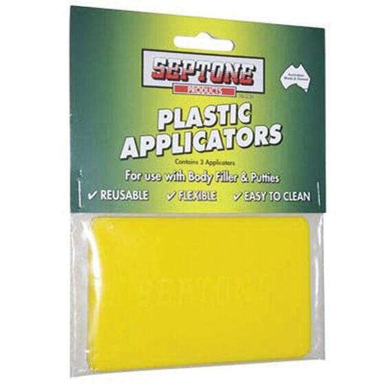 Plastic Applicators - 3 Pack, , scanz_hi-res