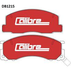 Calibre Disc Brake Pads DB1215CAL, , scanz_hi-res