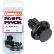Champion Push Rivet - Short, Panel Pack, , scanz_hi-res