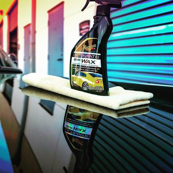 Meguiar's Ultimate Spray Wax 450mL, , scanz_hi-res
