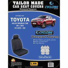 Ilana Cyclone Tailor Made Pack for Toyota Hilux SR Dual Cab 07/15+, , scanz_hi-res