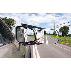 Ridge Ryder Towing Mirror - 4X4 Clip On, X-Large, Adjustable, Single, , scanz_hi-res