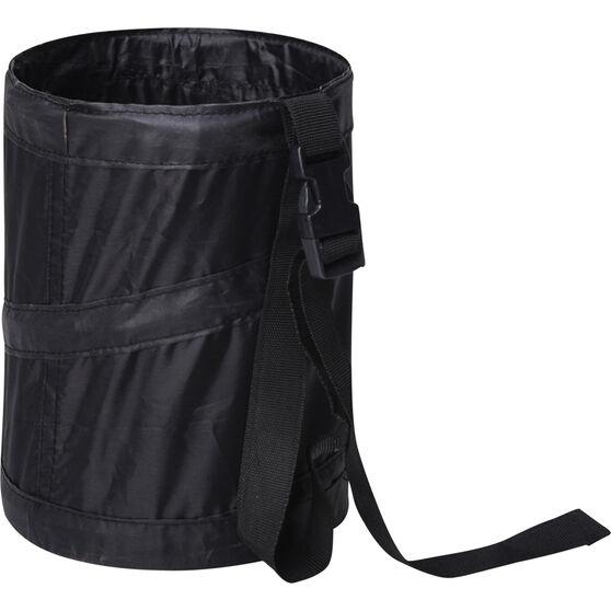 Cabin Crew Organiser - Pop Up Litter Bag, Black, , scanz_hi-res