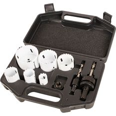 ToolPRO Bi-Metal Hole Saw Set - 9 Piece, , scanz_hi-res