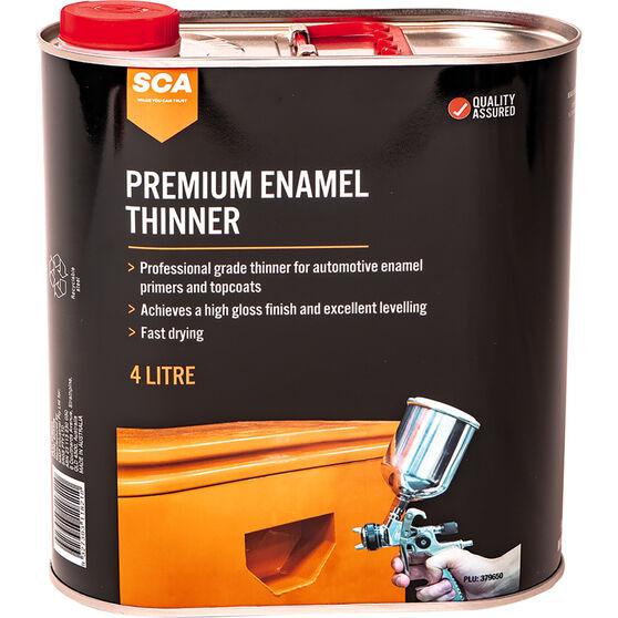 SCA Premium Enamel Thinner 4 Litre, , scanz_hi-res