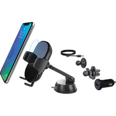 Cabin Crew Qi Certified Wirless Charging Expanding Phone Holder, , scanz_hi-res