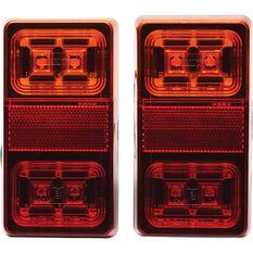 Trailer Lamp - LED, 12V, 2 Pack, , scanz_hi-res