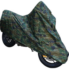 Camouflage Motorcycle Cover Medium, , scanz_hi-res