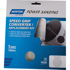 Norton Speed Grip Converter Kit 150mm, , scanz_hi-res