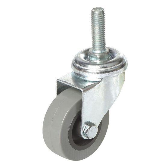 SCA Caster Wheel - 50 x 17.5mm, Plastic, Swivel, , scanz_hi-res