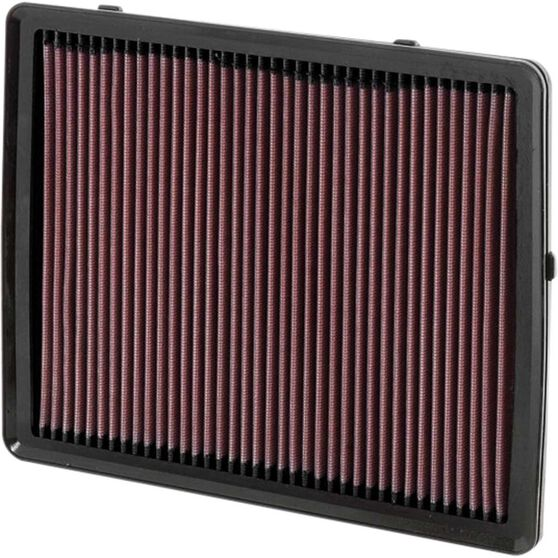 K&N Air Filter - 33-2116 (Interchangeable with A1358), , scanz_hi-res