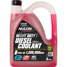 Nulon Anti-Freeze  /  Anti-Boil Heavy Duty Diesel Coolant - 5 Litre, , scanz_hi-res