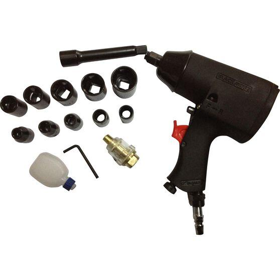 Blackridge Air Impact Wrench Kit - 16 Piece, , scanz_hi-res