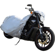 CoverALL Motorcycle Cover - Essential Protection - Suits Large Motorcycles, , scanz_hi-res