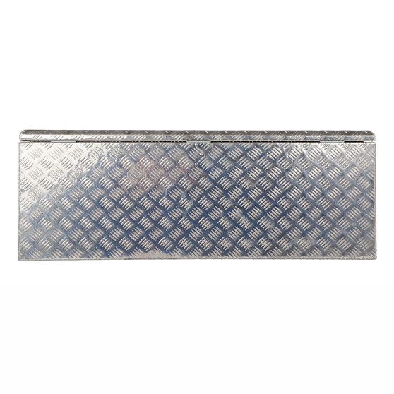 Thunderbox Tool Box - Aluminium Checkerplate, 114 Litre, , scanz_hi-res