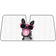 Frenchy Bubblegum Sunshade Fashion Accordion Front, , scanz_hi-res