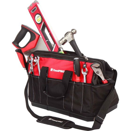 PLUMBERS TOOL BAG - 400mm, , scanz_hi-res
