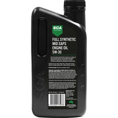 SCA Full Synthetic Engine Oil C3 5W-30 1 Litre, , scanz_hi-res