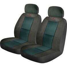 Urban Seat Covers - Grey Adjustable Headrests Size 30 Airbag Compatible, , scanz_hi-res