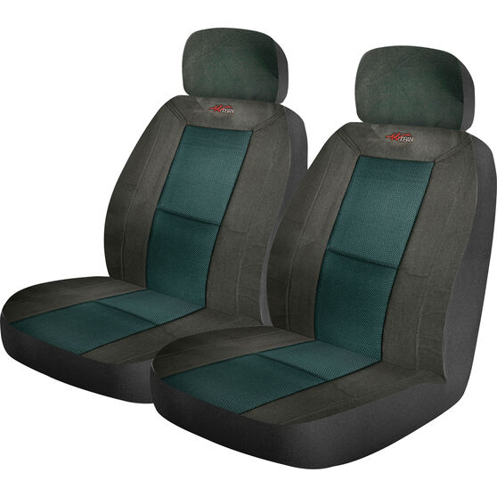 Urban Seat Covers - Grey, Adjustable Headrests, Size 30, Airbag Compatible, , scanz_hi-res