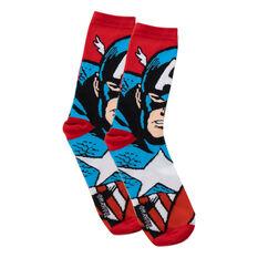 Marvel Captain America Classic Socks, , scanz_hi-res