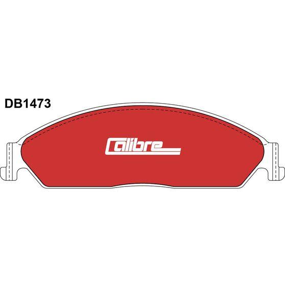 Calibre Disc Brake Pads DB1473CAL, , scanz_hi-res