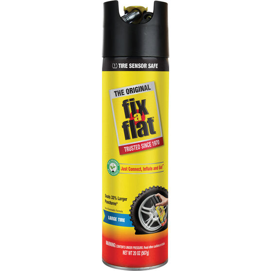 FIX-A-FLAT Large Tire Size Inflator Eco Friendly 567G, , scanz_hi-res