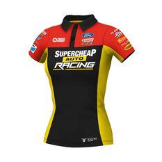 Supercheap Auto Racing Women's 2020 Team Polo, , scanz_hi-res