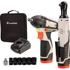 ToolPRO 12V Mechanics Power Tool Kit, , scanz_hi-res