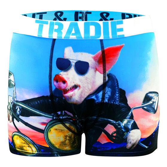 Tradie Mens Hogs on Hogs Trunks, Hogs, scanz_hi-res