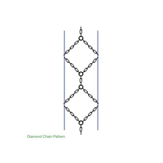 Polar Diamond 4x4 White/Yellow/Red - PSCD4X4WYR, , scanz_hi-res