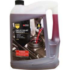SCA Long Life Red Coolant Concentrate 5 Litre, , scanz_hi-res