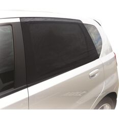 SCA Window Shade - Side, XL Curved, Black, Pair, , scanz_hi-res