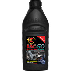 Penrite Motorcycle Gear Oil 10W-40 1 Litre, , scanz_hi-res