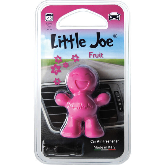 Little Joe Mini Air Freshener - Fruit, , scanz_hi-res