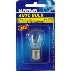 Narva Bulb - 24V, 21/5W, BAY15d, , scanz_hi-res